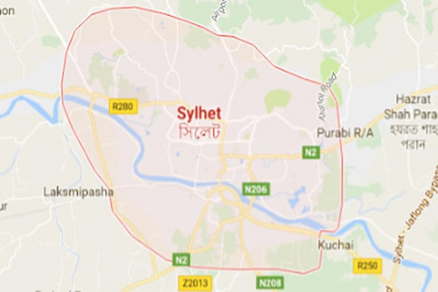 ACC official's hanging body found in Sylhet