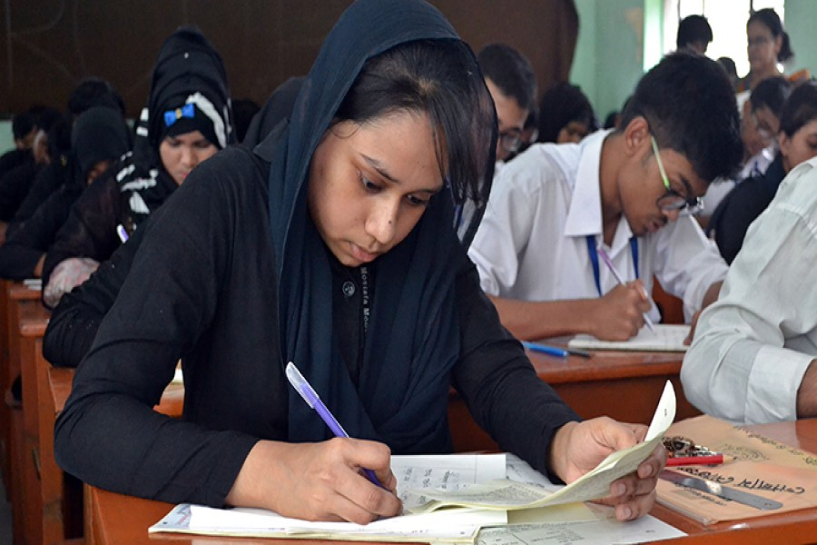 HSC pass rate falls to 68.91 per cent on new evaluation measures