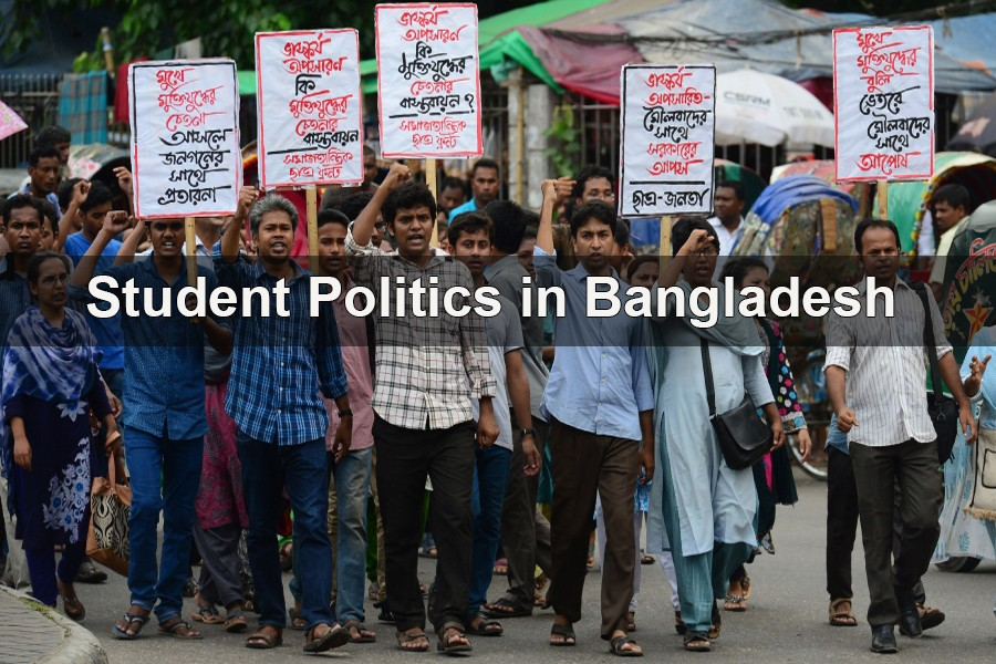 Whither student politics
