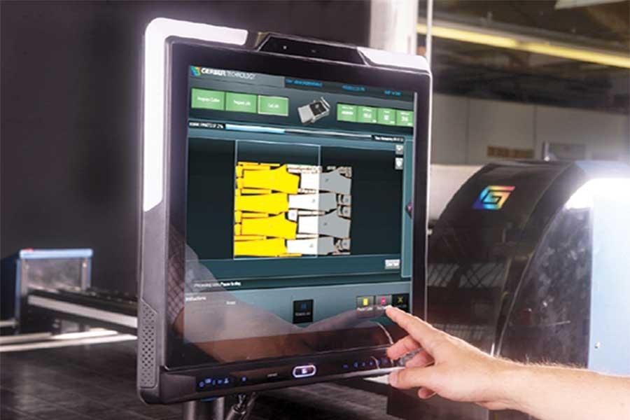 Gerber Technology in RMG,  textile advancement