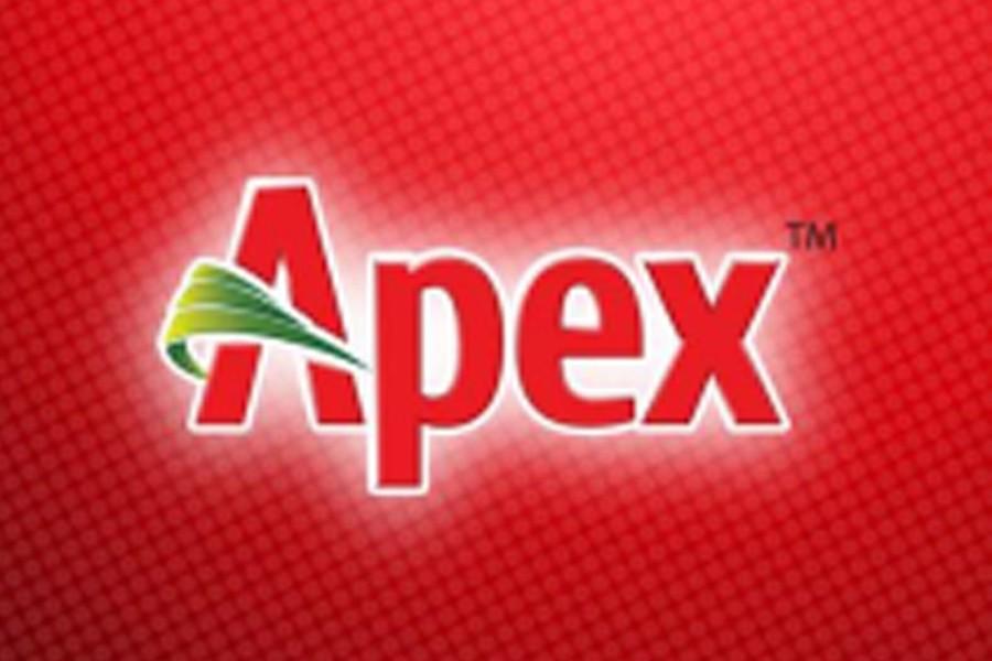 Apex recommends 50pc dividend