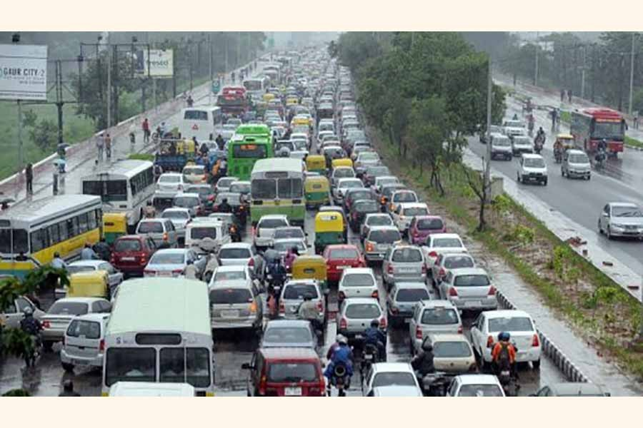 Siddhirganj to Narayanganj road needs urgent repair