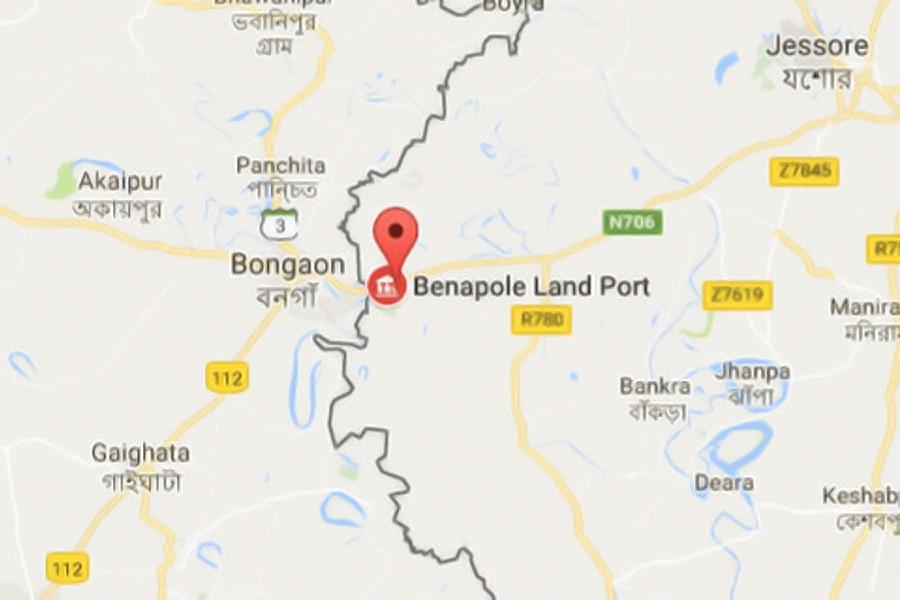 BGB detains 'hundi trader' at Benapole