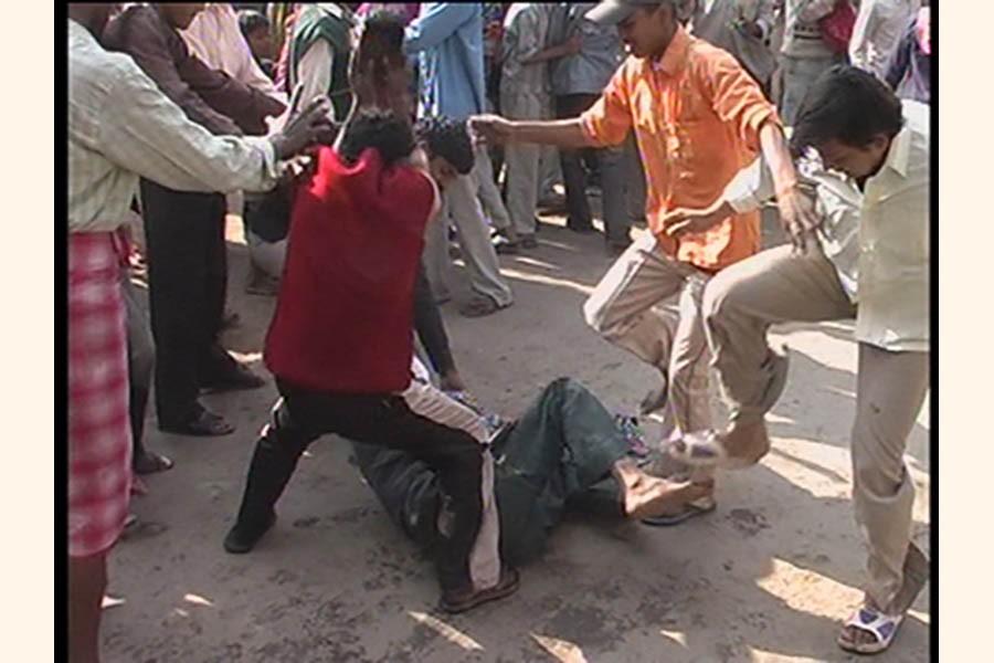Mob lynching must stop