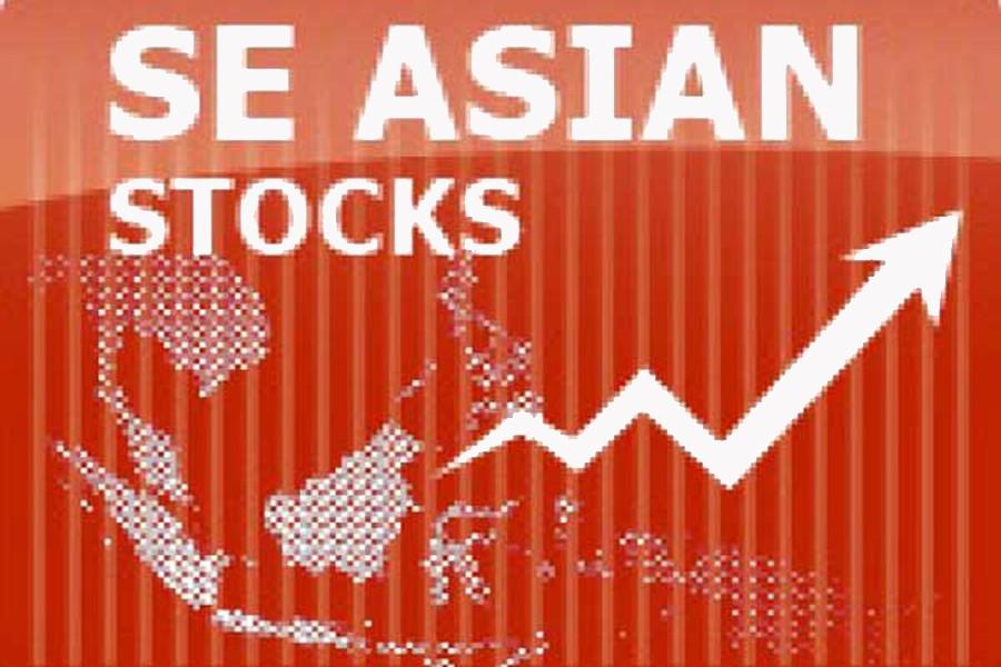 SE Asian stocks mostly rise