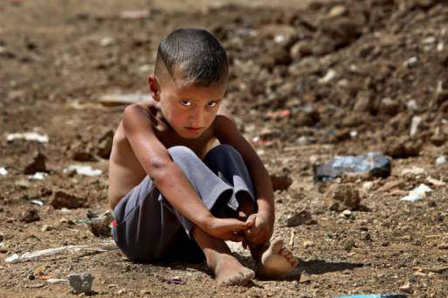 8,000 children killed and hurt in conflicts: UN