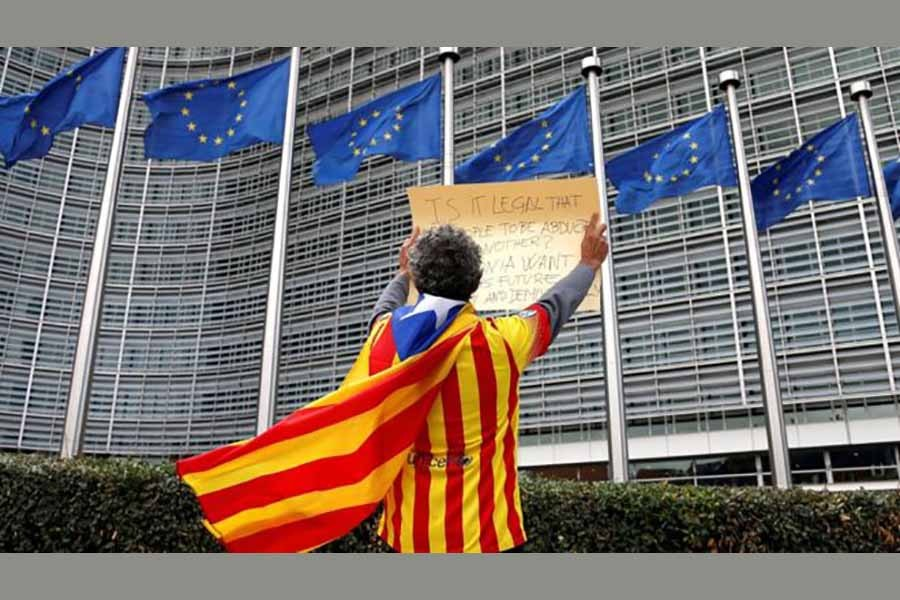 Catalonia will be expelled from EU: France