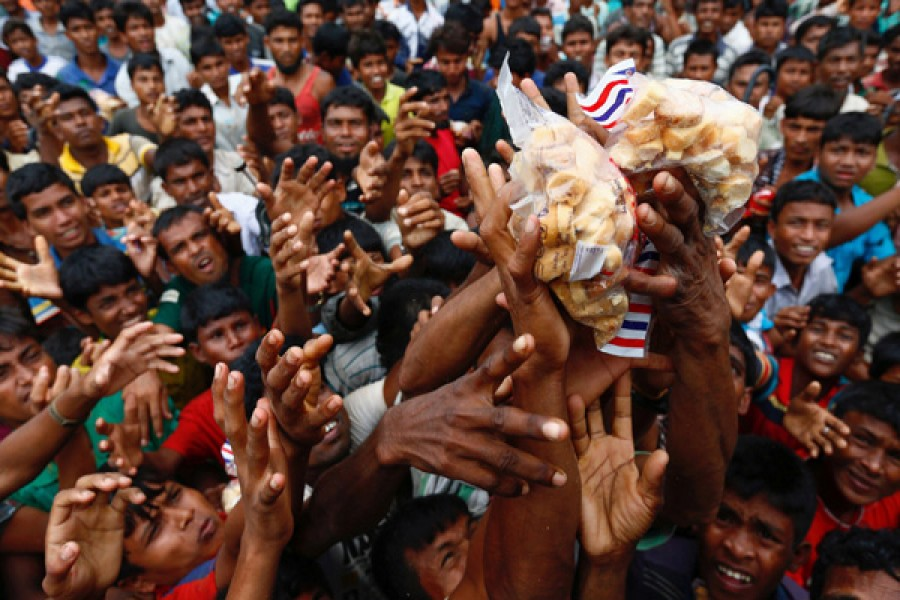 Global Hunger Index: Bangladesh condition 'serious' but better than India, Pakistan