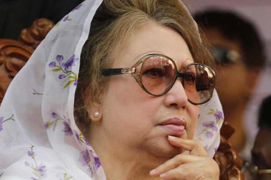 Khaleda could return this week: Fakhrul