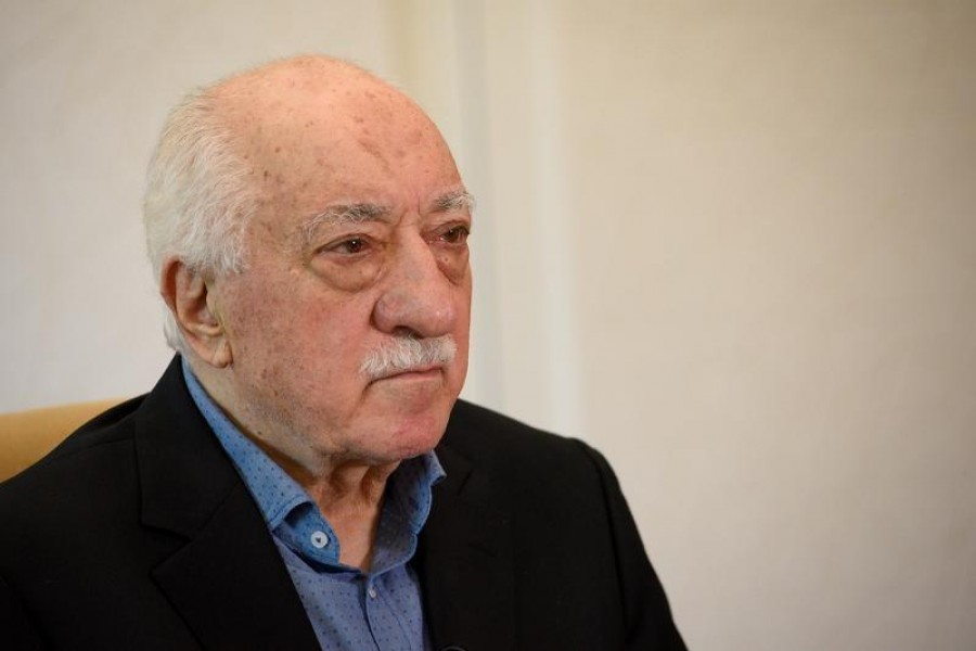 US-based Turkish cleric Fethullah Gulen at his home in Saylorsburg, Pennsylvania, US. – Reuters photo