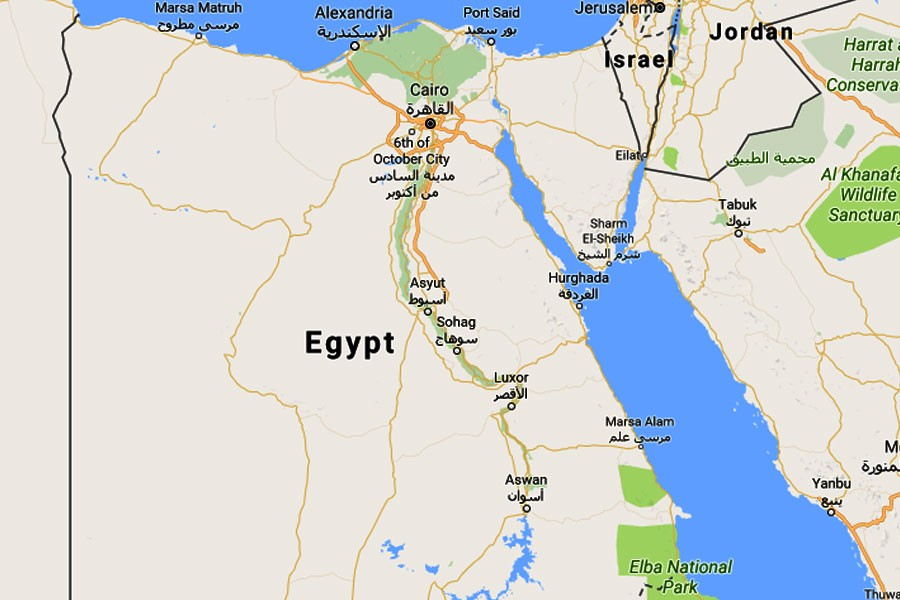 Egypt frustrates North Sinai militant attack, killing two