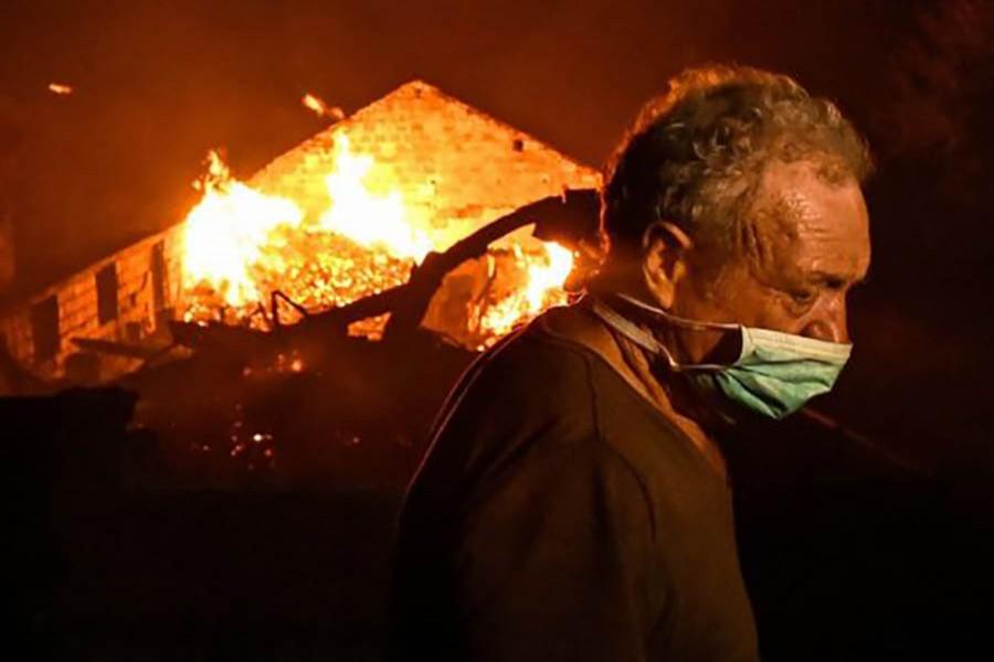 Dozens dead in Portugal, Spain wildfires
