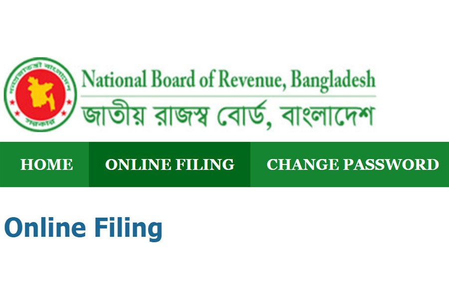 Online tax return filing yet to gather pace