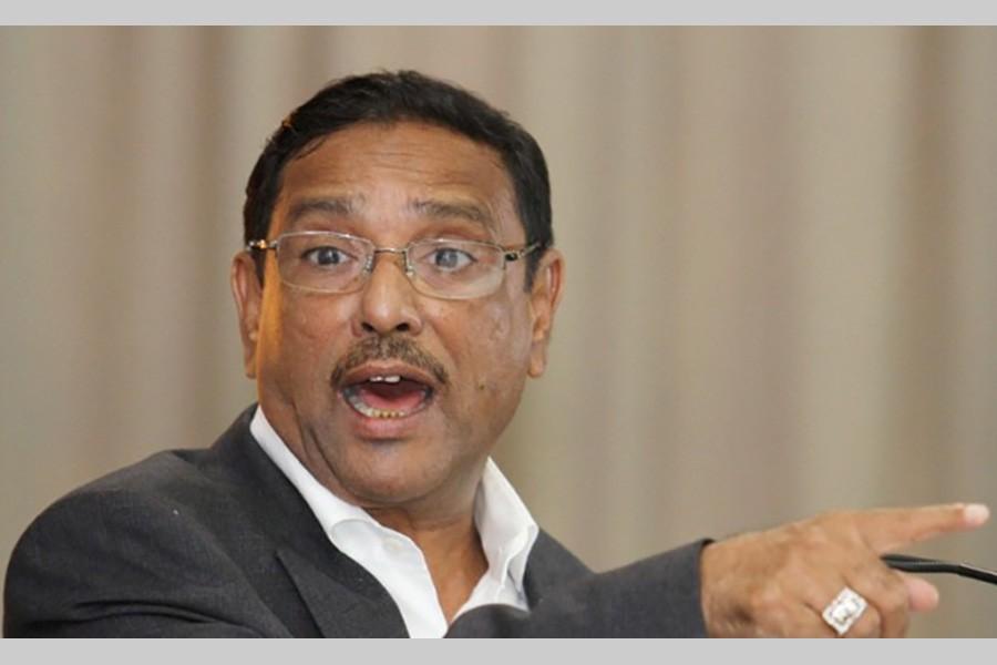 Quader claims BNP's proposals to EC are against public interest
