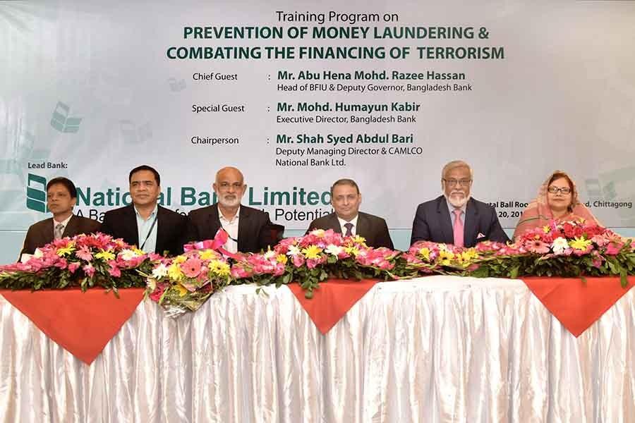 NBL organises training programme against money laundering