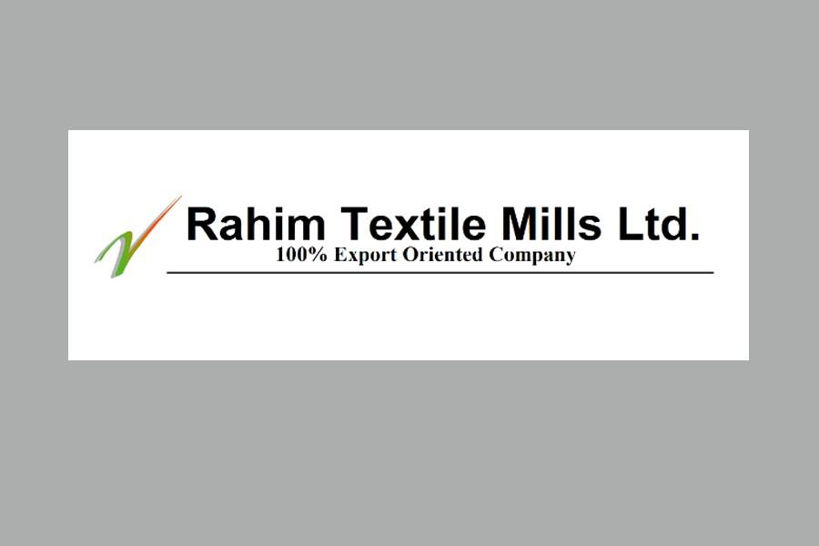 Rahim Textile recommends 30pc dividend