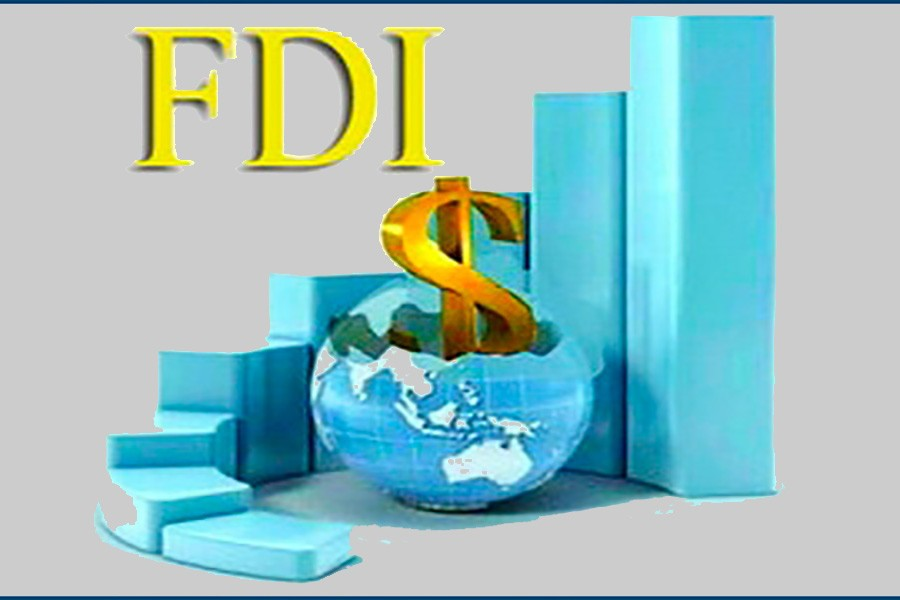 Net FDI from India up by 8.42pc in FY17