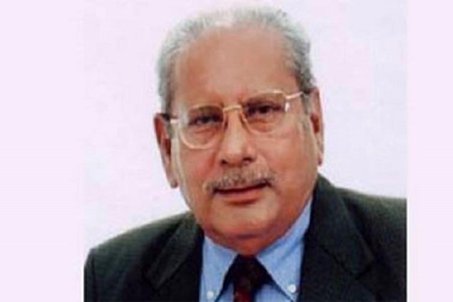 BNP leader MK Anwar passes away