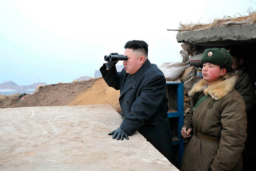 The UN committee, however, didn't order an international asset freeze on North Korean leader Kim Jong Un and others as the US sought. - Reuters file photo