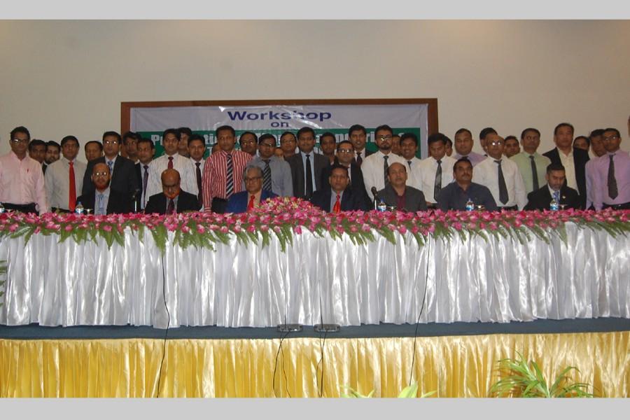 IBBL holds workshop on anti-money laundering