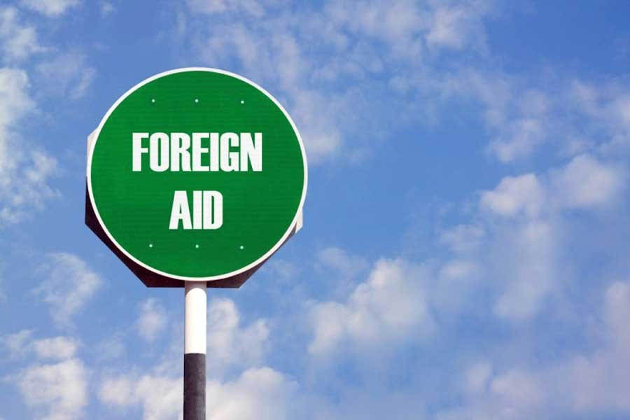 Q1 foreign aid flow surges by 71pc