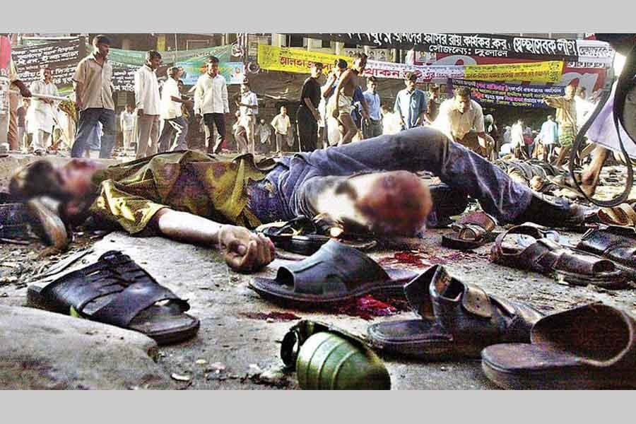 BNP-Jamaat aided Aug 21 genocide: prosecution
