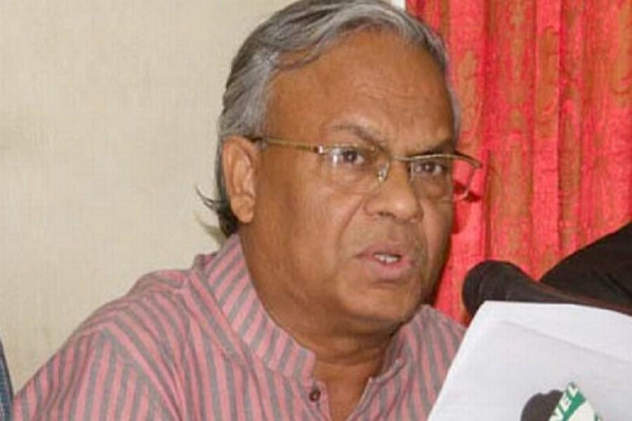 BNP plans 'big' rally at Suhrawardy Udyan Nov 8