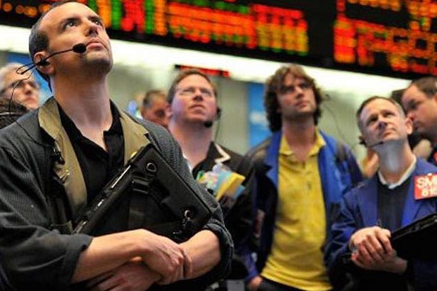 US stocks hits record high