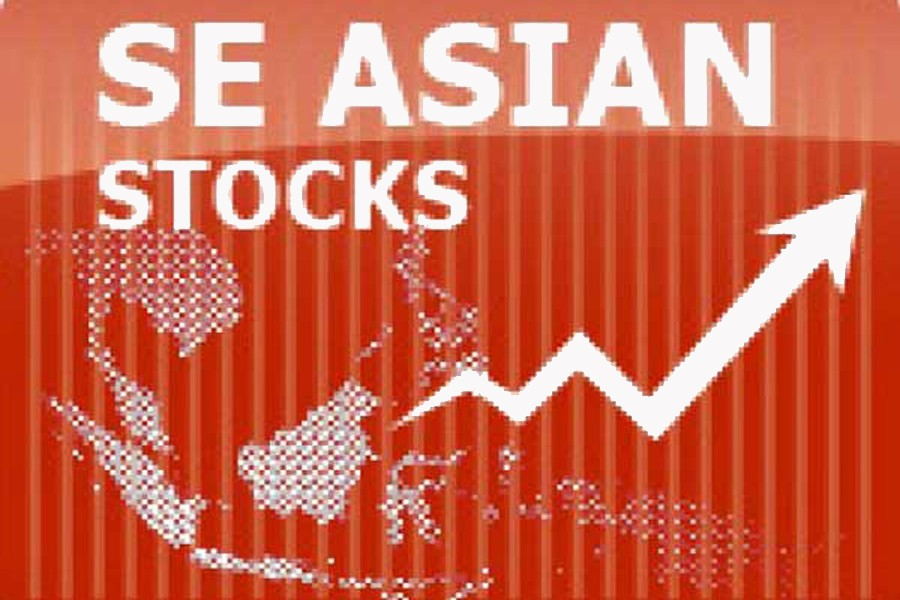 SE Asian stocks rise with Asian peers