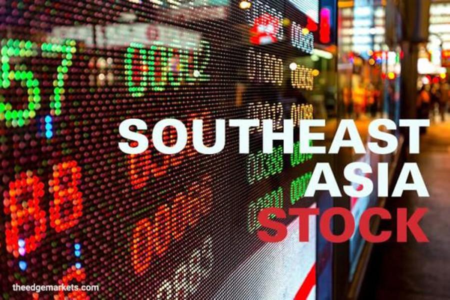 Southeast Asian stocks mute