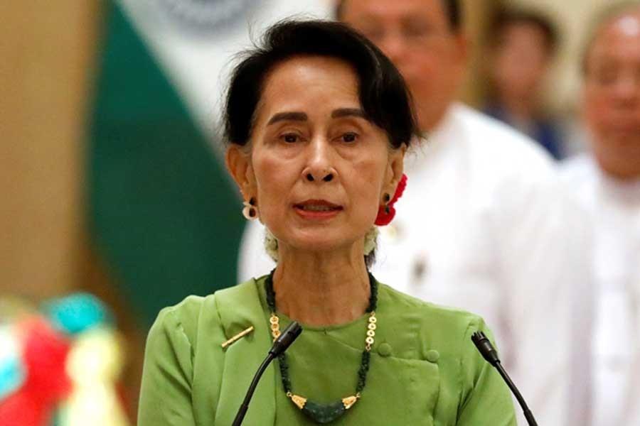 Suu Kyi benefits from ASEAN's Rohingya silence!