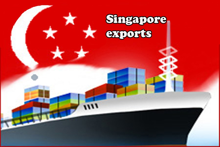 Singapore exports rise in Oct