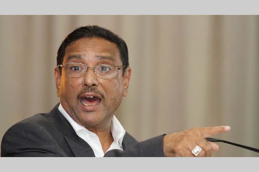'AL's rally not to counter BNP's rally'
