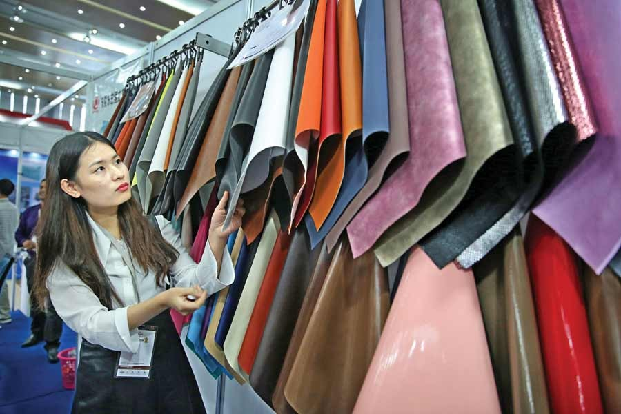 Expo opens avenues  for leather-goods  branding, export