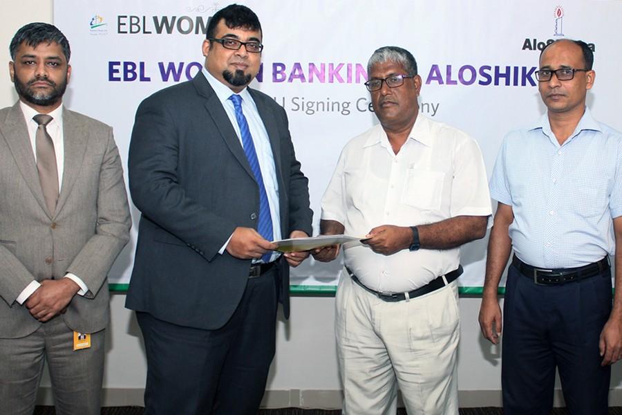 EBL signs agreement with Aloshikha