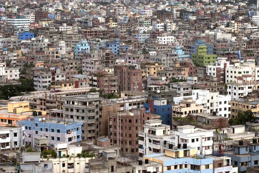Dhaka: A city with inadequate green space