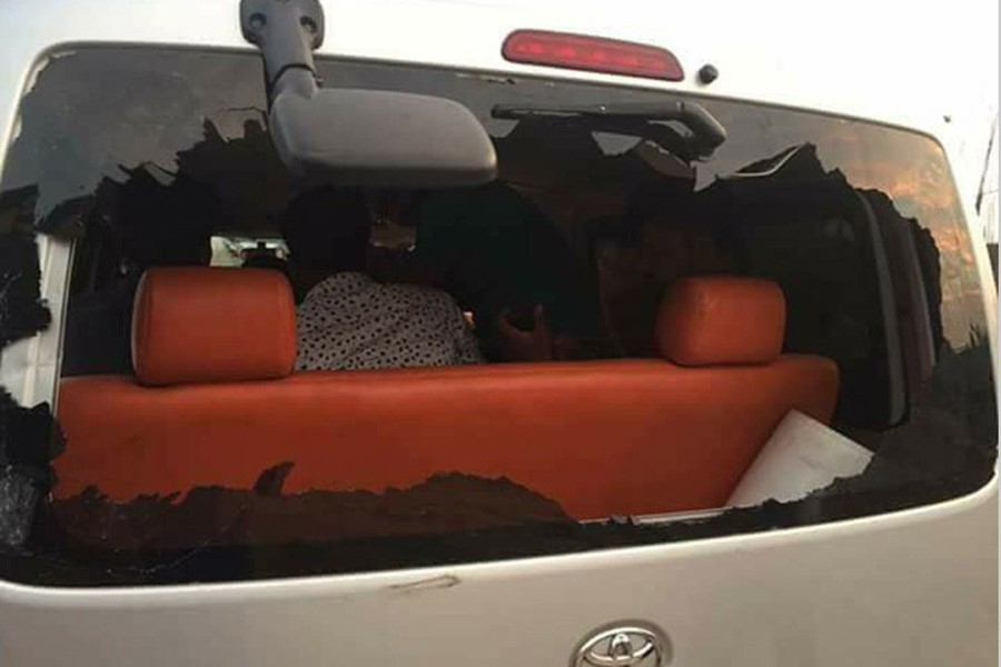 Nizam masterminded Khaleda's convoy attack: AL leader