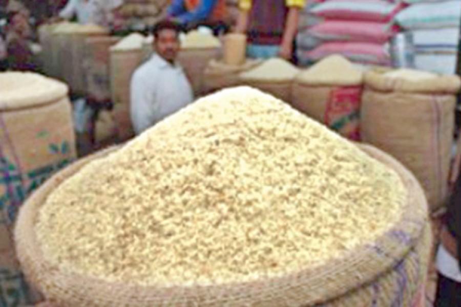 Cabinet body okays 100,000mt rice import