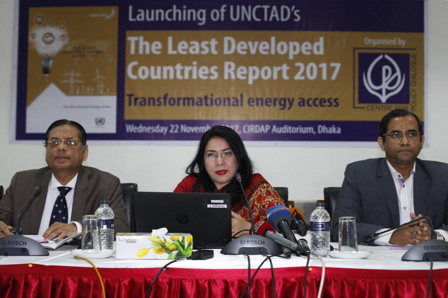 LDCs need minimum $12b yearly for electricity access: CPD