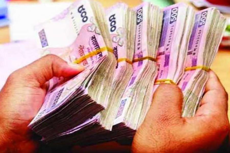 Q1 sees Tk 42.64b budget surplus for spending slowdown