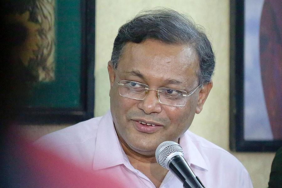 BNP silent about Khaleda's offshore assets: Hasan