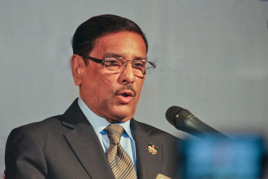 Zia family's corruption already proved: Obaidul Quader