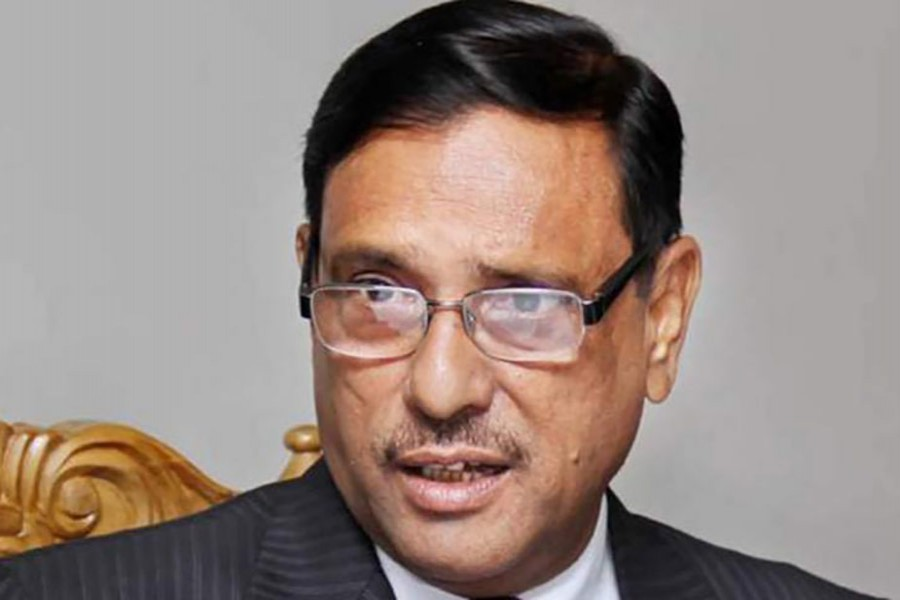 AL to name mayor candidate after schedule: Quader