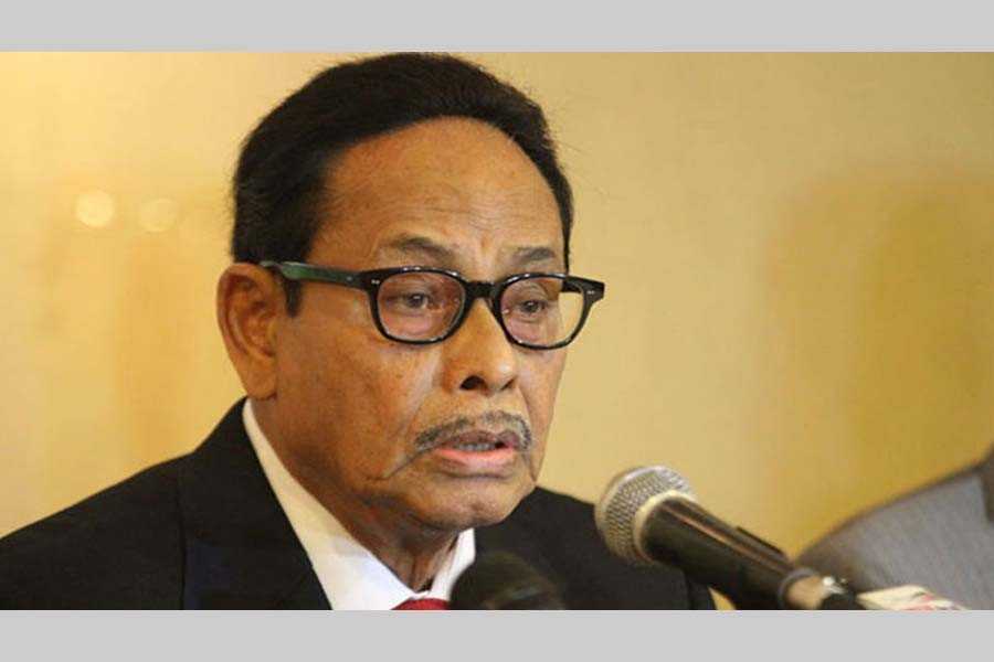 Introduce provincial government system: Ershad