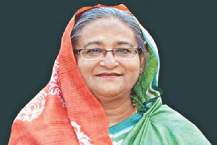 PM calls for use of Bangla language correctly