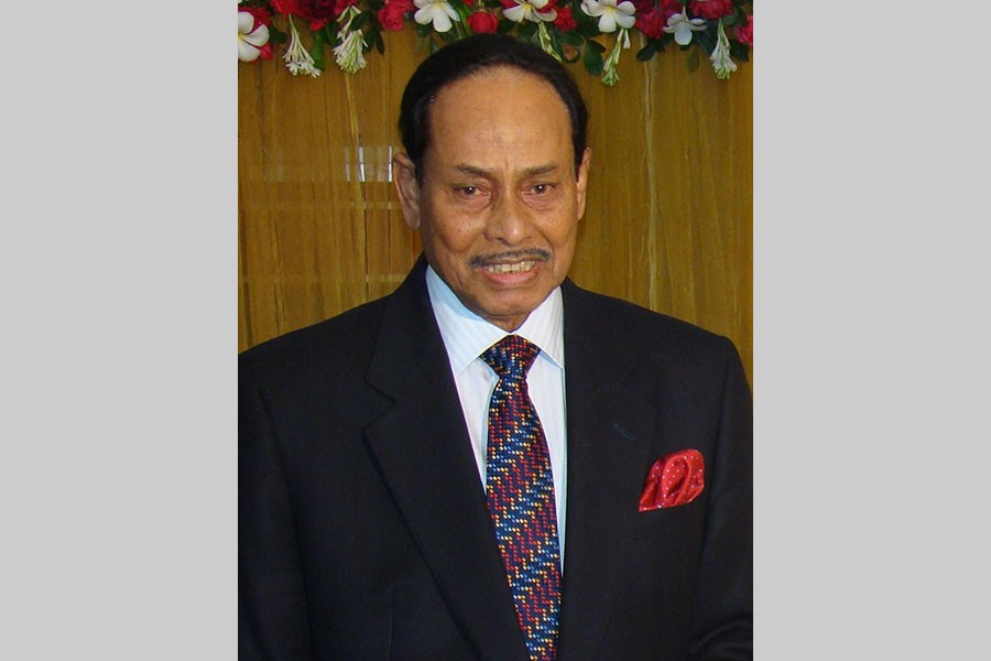 Ershad can't make head or tail of label 'tyrant'