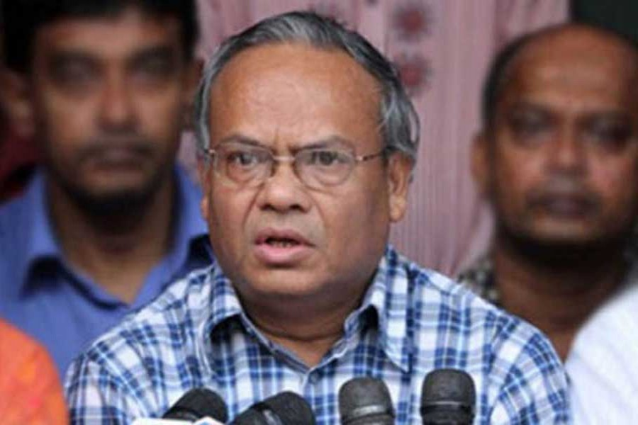 BNP to sell nomination forms Thursday for Khulna, Gazipur polls