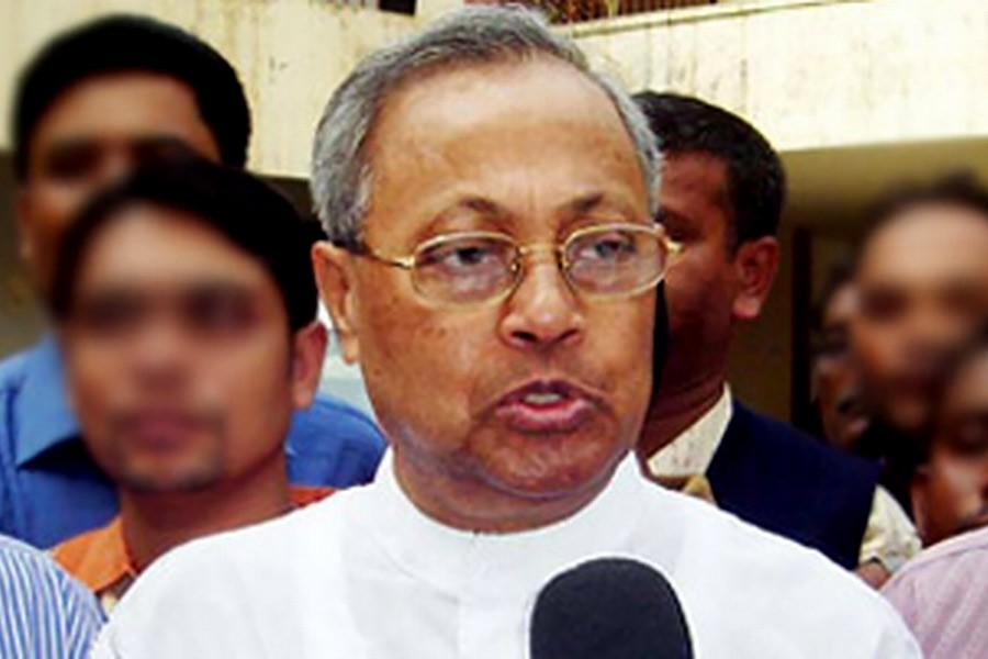 Khaleda needs release from jail for better treatment: Moudud
