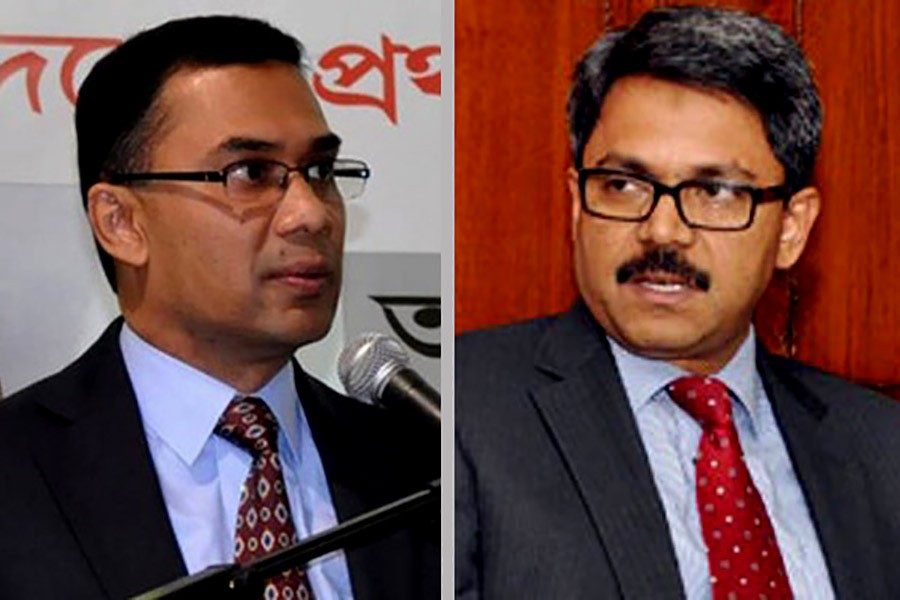 Tarique sends legal notice to Shahriar