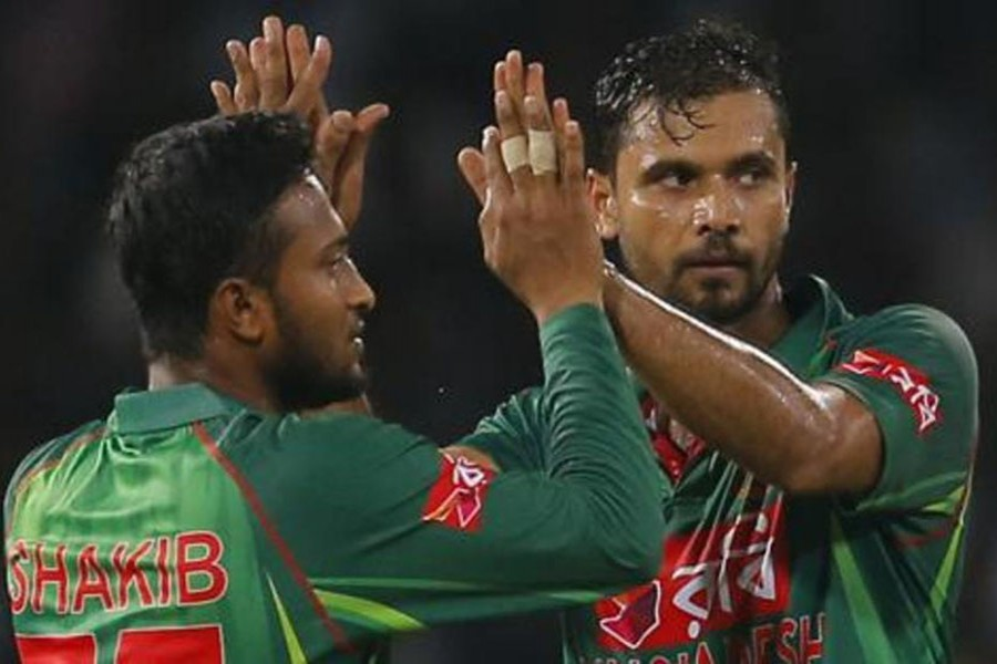 Mashrafe, Shakib could contest in upcoming election: Planning Minister